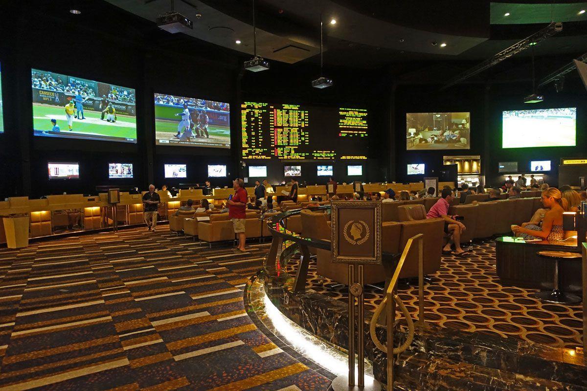 sports betting tv