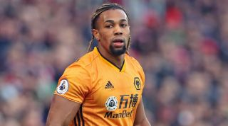 Adama Traore, Wolves