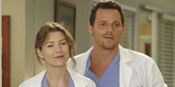 Grey's Anatomy Staff