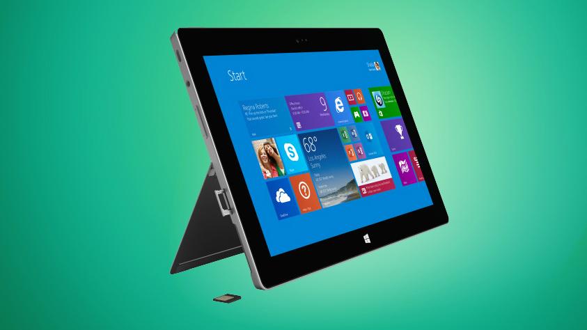 Microsoft Surface 2: Page 4 | TechRadar