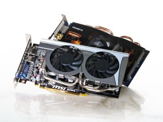 Five HD 5770 graphics cards tested