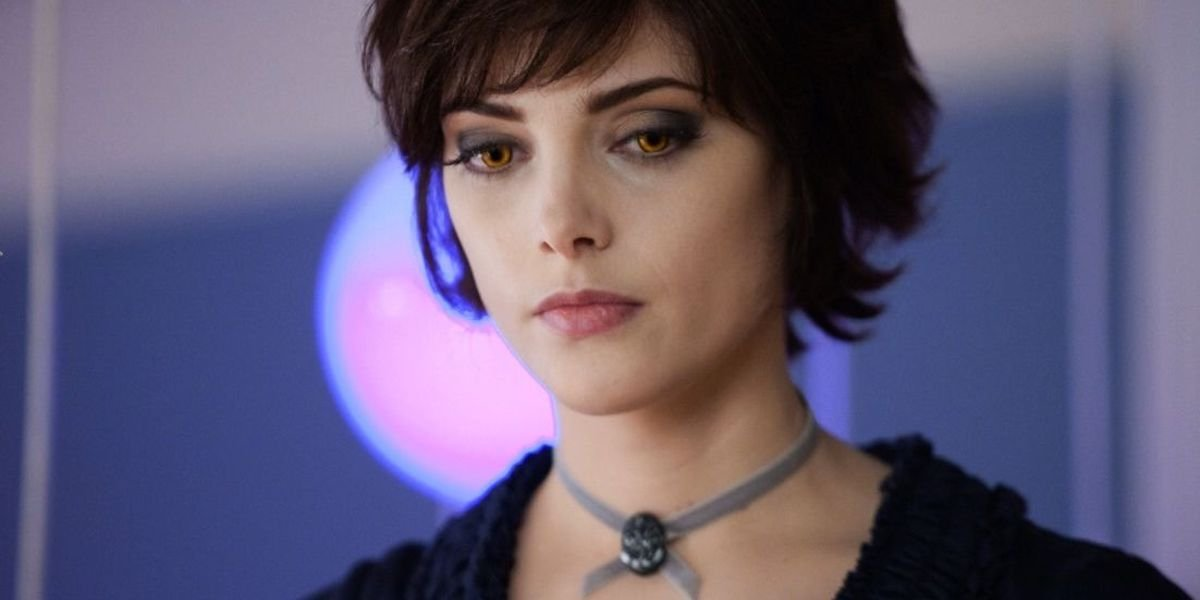 Ashley Greene as Alice Cullen in Twilight Saga