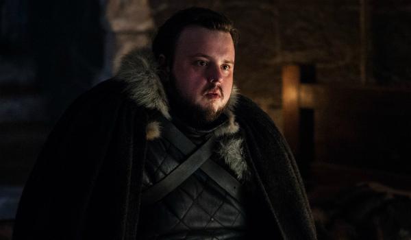 Game of Thrones Samwell Sam Tarly John Bradley HBO
