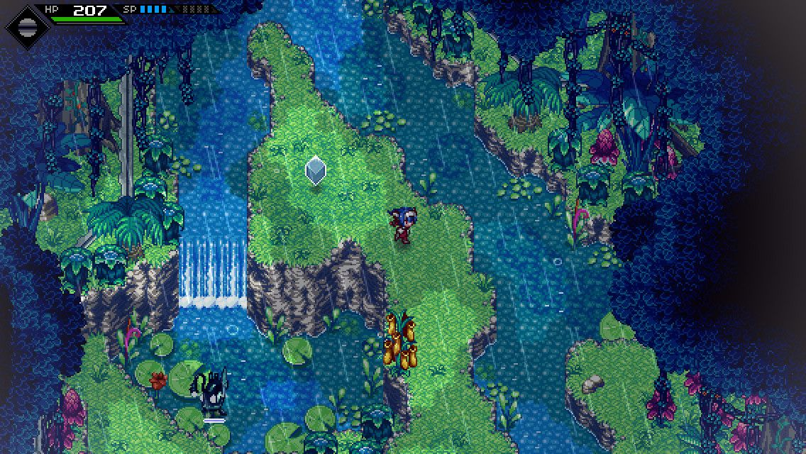 2D RPG CrossCode will leave Early Access in September