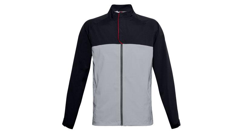 Under Armour Stormproof Rain Jacket, Best golf gifts for men