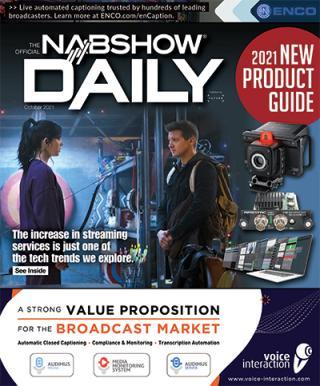 NAB Show Daily