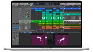 Apple Logic Pro X Live Looping