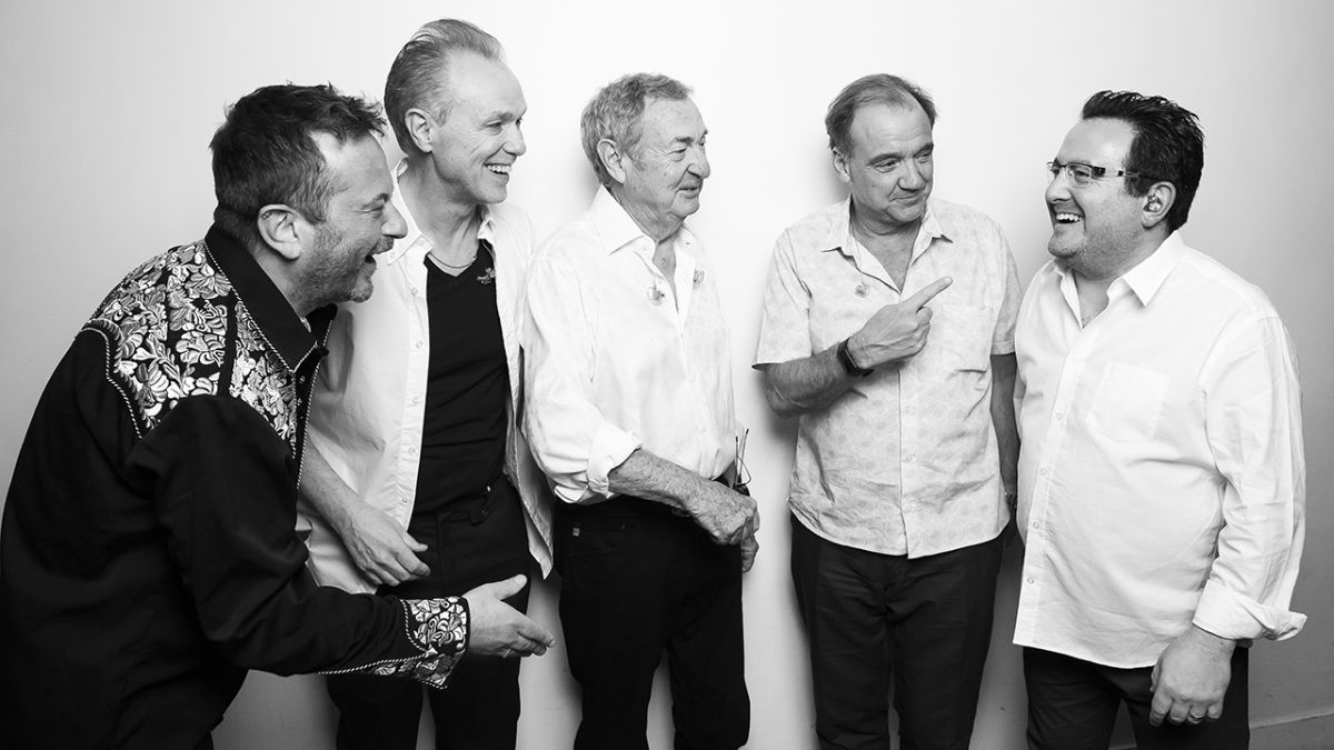 Nick Mason's Saucerful Of Secrets announce rescheduled European tour