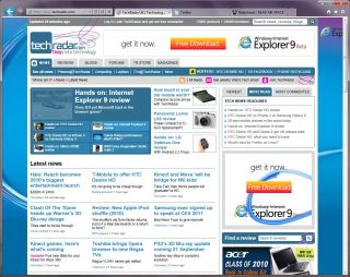 Microsoft: IE auto-update caused internal panic