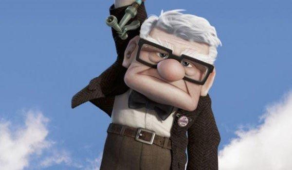 Carl in Up