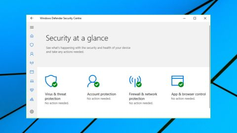 Windows Defender review : Is this free antivirus good enough on its