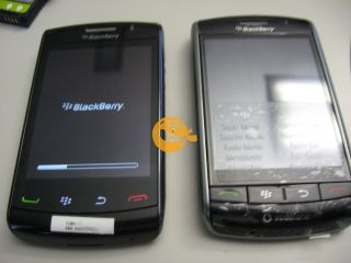The new BlackBerry Storm 9520