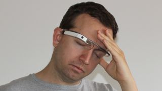 Google Glass headaches
