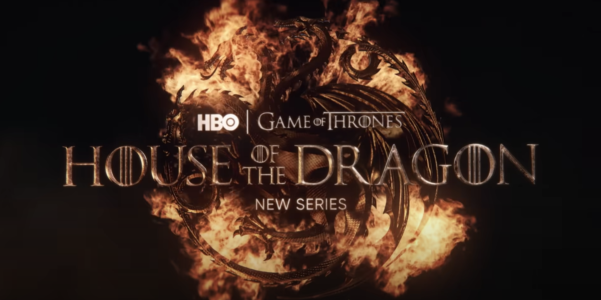 house of the dragon logo screenshot
