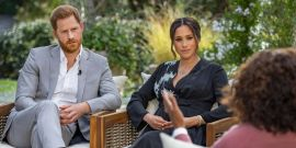 The Royal Family Responded To Meghan Markle And Prince Harry's Bombshell Oprah Interview
