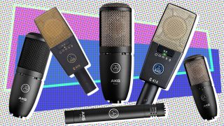 Sweetwater Black Friday AKG microphone deals