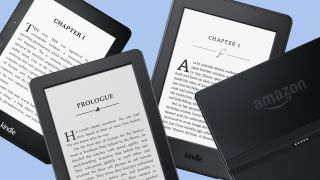 Best kindle which ereader should you buy techradar update weve now included the new amazon kindle oasis that features a waterproof design offers a great reading experience and even plays audiobooks fandeluxe Image collections