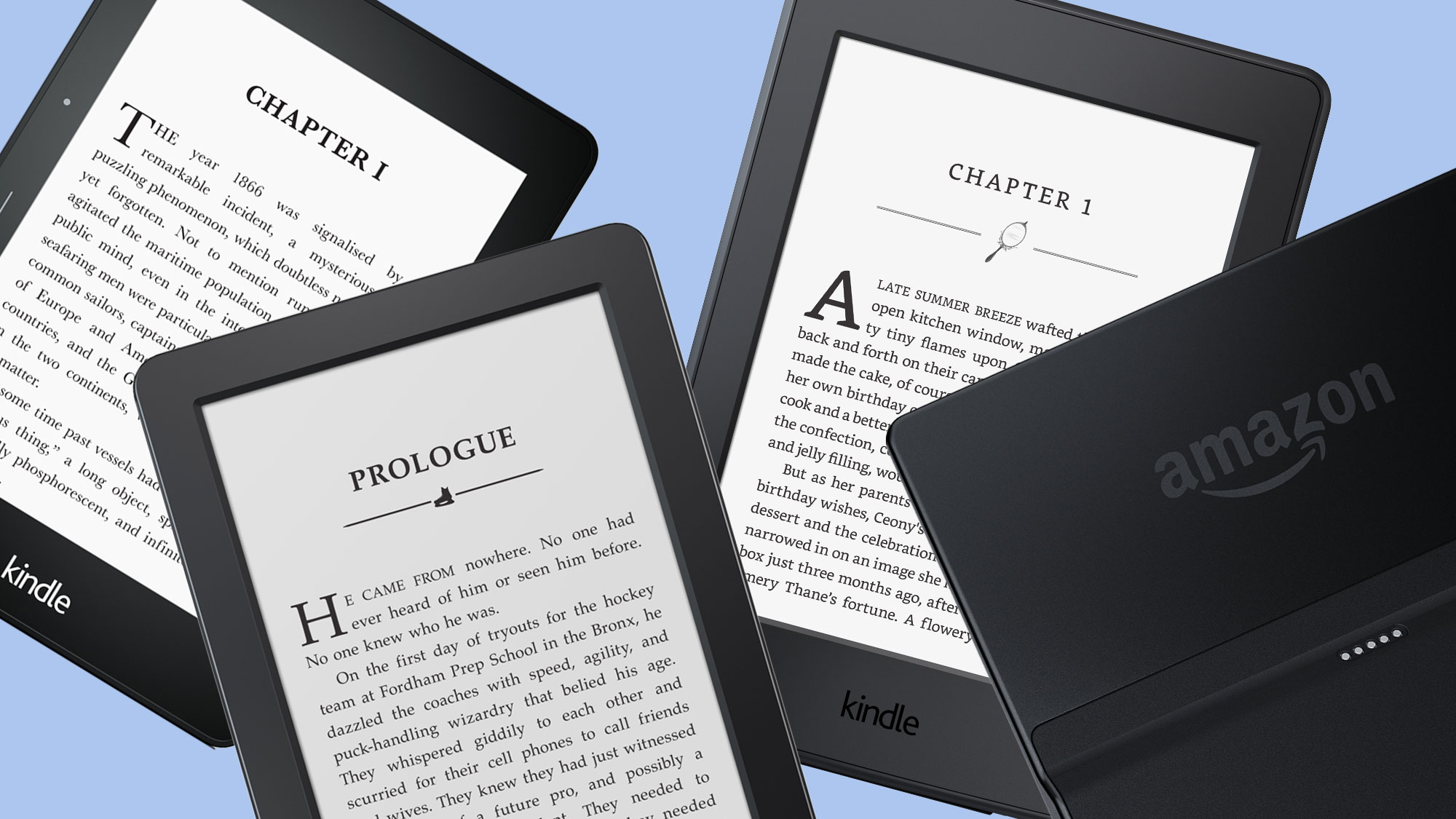 Best kindle which ereader should you buy techradar fandeluxe Images