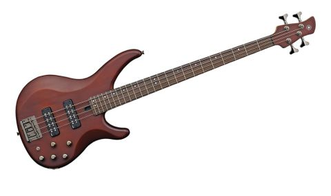 The body design is typically Yamaha, meaning excellent balance and access to those uppermost frets