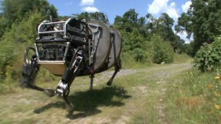Lawnmowers vs Satellites: The robot wars begin