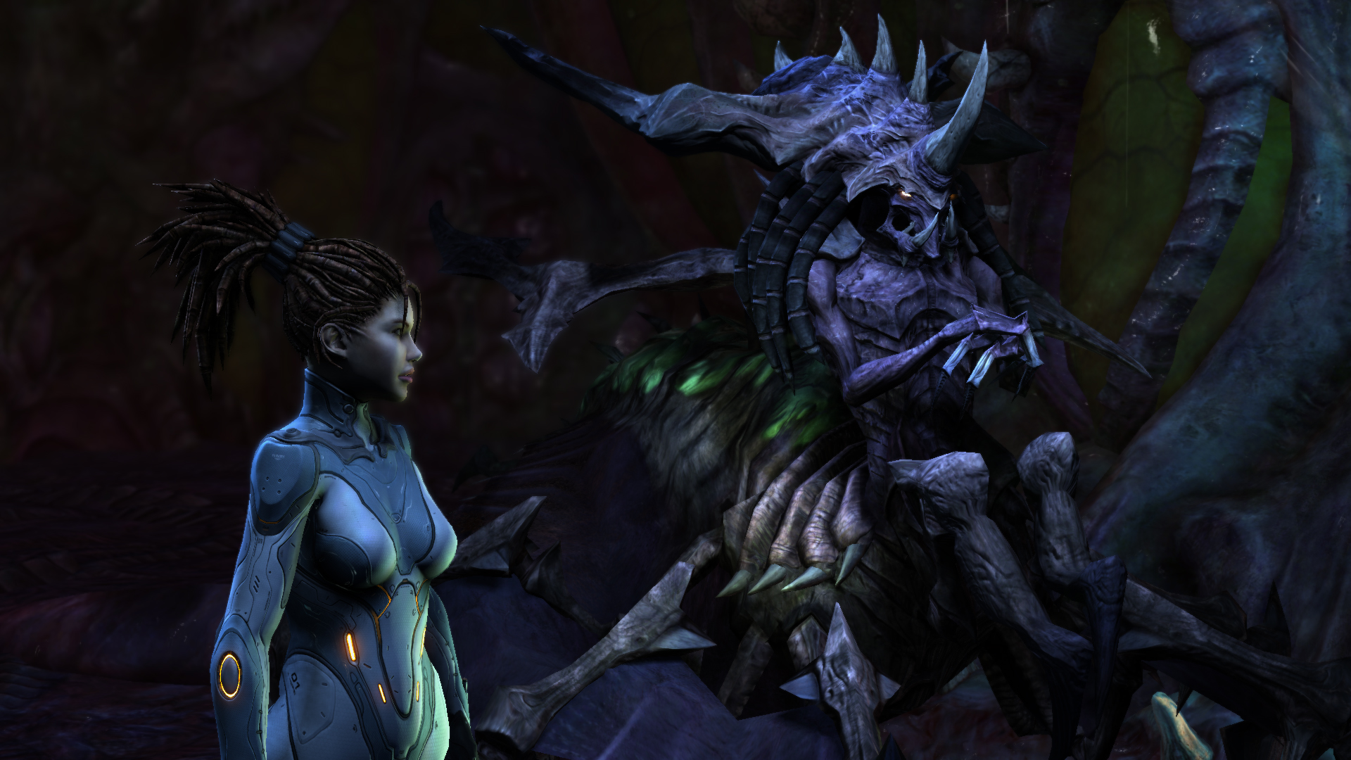 Starcraft Ii Heart Of The Swarm Campaign Preview Pc Gamer