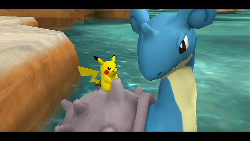 pokepark pikachus adventure wii