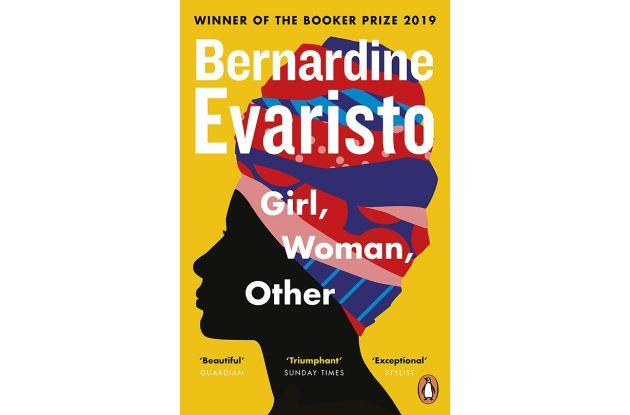 Girl Woman Other by Bernardine Evaristo