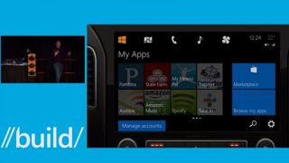 Microsoft sets its sights on Apple CarPlay with Windows in the Car concept