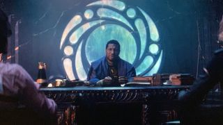 Jonathan Majors as He Who Remains in Loki episode 6