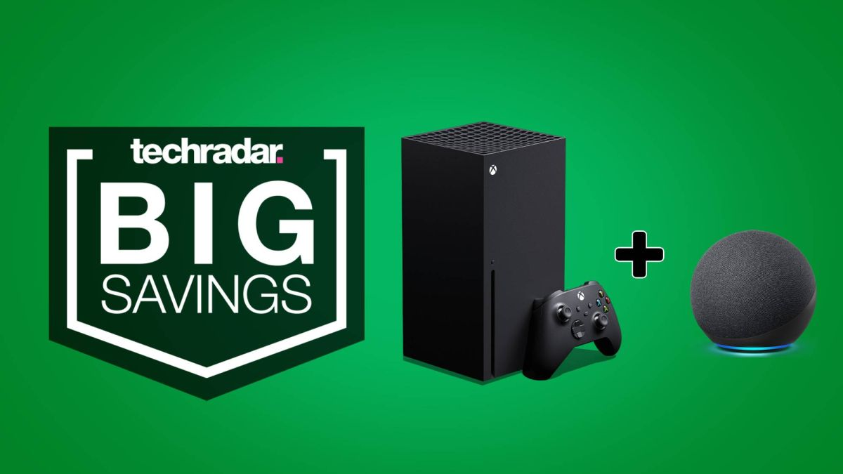 I'm going to make my Xbox Series X smarter with these Amazon Echo Prime Day deals