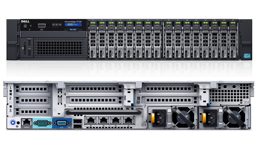Dell PowerEdge R730 review: Page 2 | TechRadar