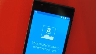 Amazon Cloud Drive app on Android