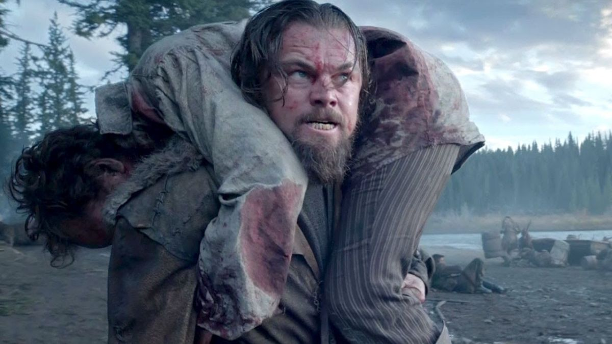 Leonardo DiCaprio isn't worried about The Revenant going up against Star Wars