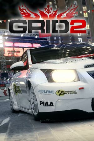 GRID 2's insane slow motion replays are amazing. Watch...