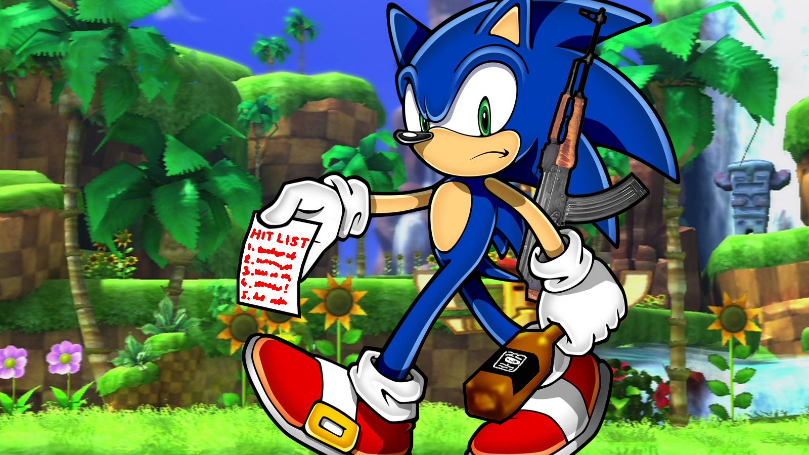 Amy Off Of Sonic sonic hates a lot of people | gamesradar+