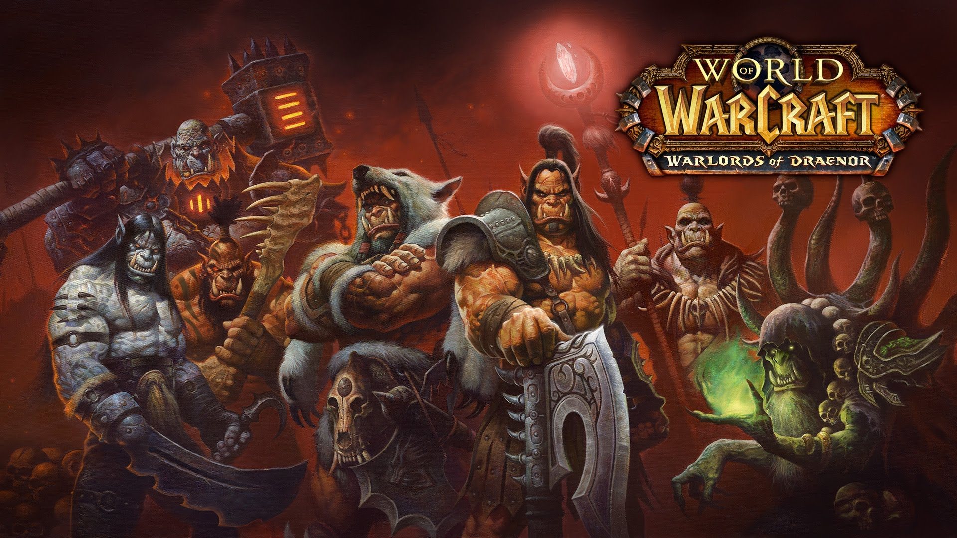 World Of Warcraft Warlords Of Draenor Everything There Is To Know