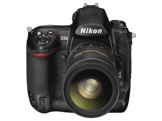 Nikon D3X prosumer or just pro