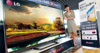 LG 85-inch 4K UHDTV
