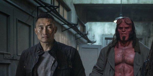 Daniel Dae Kim In Hellboy