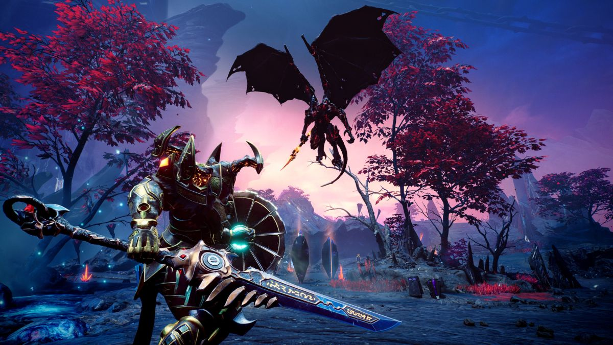 Godfall gets its big Fire & Darkness expansion just in time for its PS4 launch