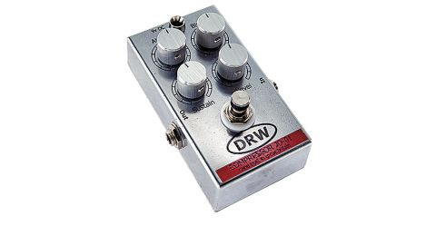 The blend control (and internal trim control) sets this apart from DRW's standard 4 Knob Compressor