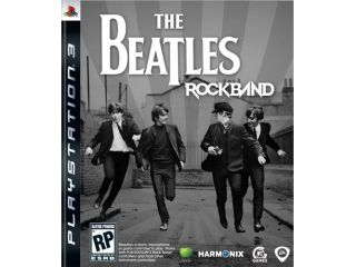 The Beatles: Rock Band artwork has now been revealed.