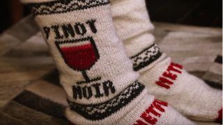 Netflix socks that pause your shows if you fall asleep Yes please