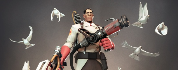 Team Fortress 2 free-to-play shift increased player base