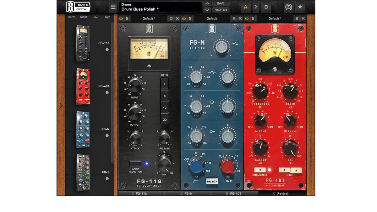 Slate Digital Virtual Mix Rack review   MusicRadar