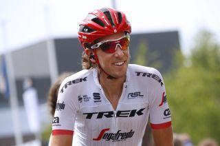 Koen De Kort (Trek-Segafredo) at the Tour de France