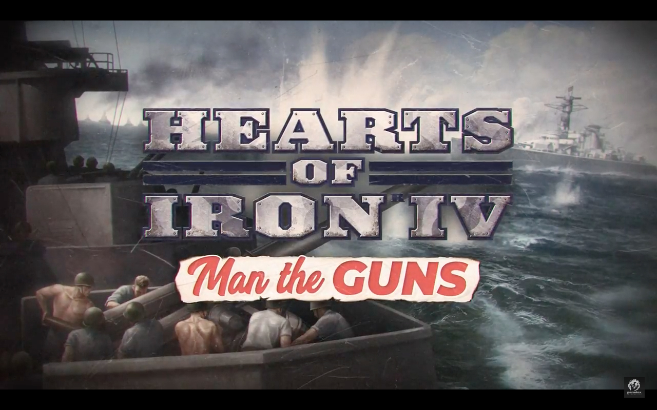 Hearts of Iron 4: Man the Guns expansion grows its naval