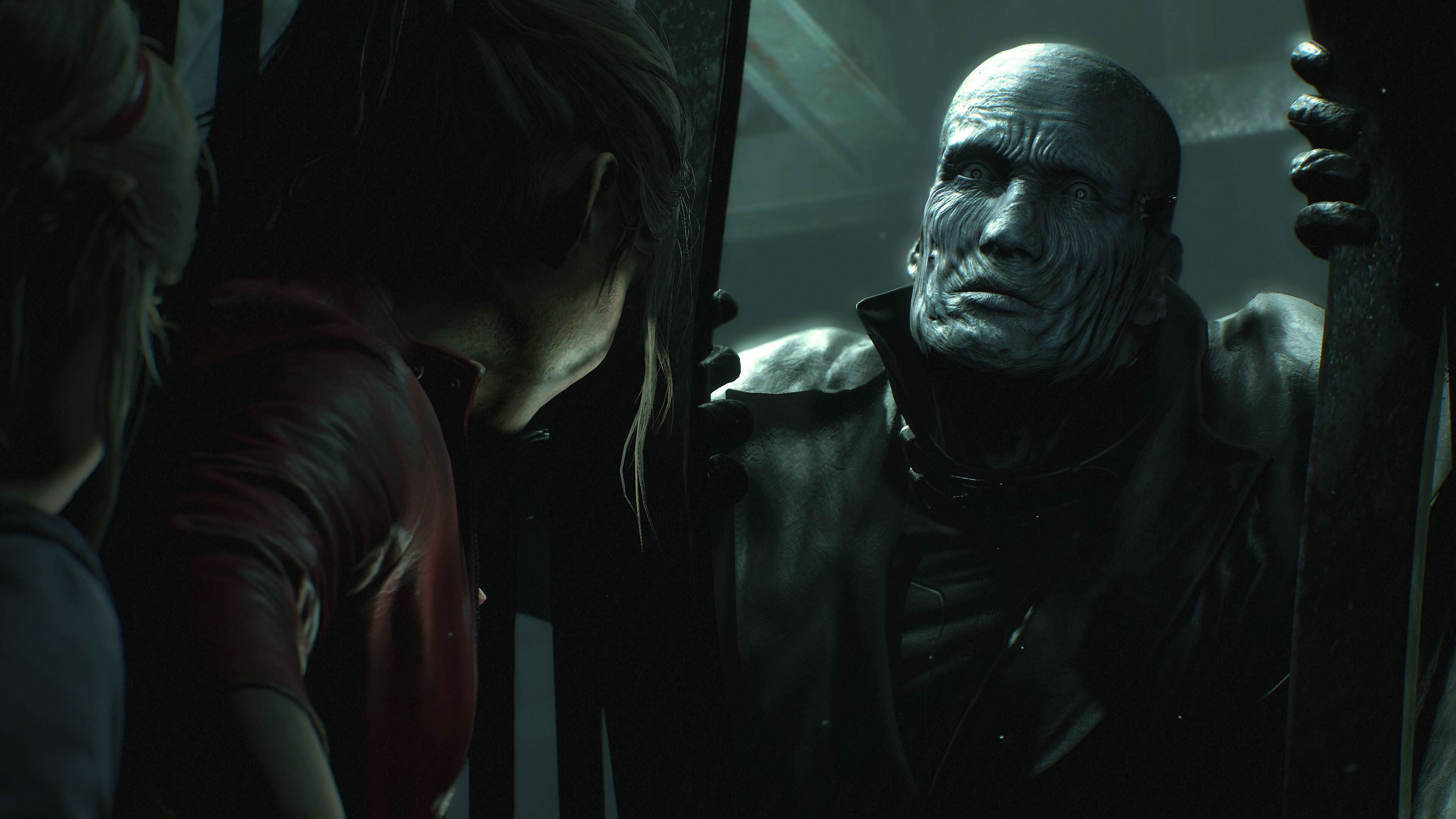 Resident Evil 2 director talks Mr. X's AI, scary footsteps, and the DMX mod
