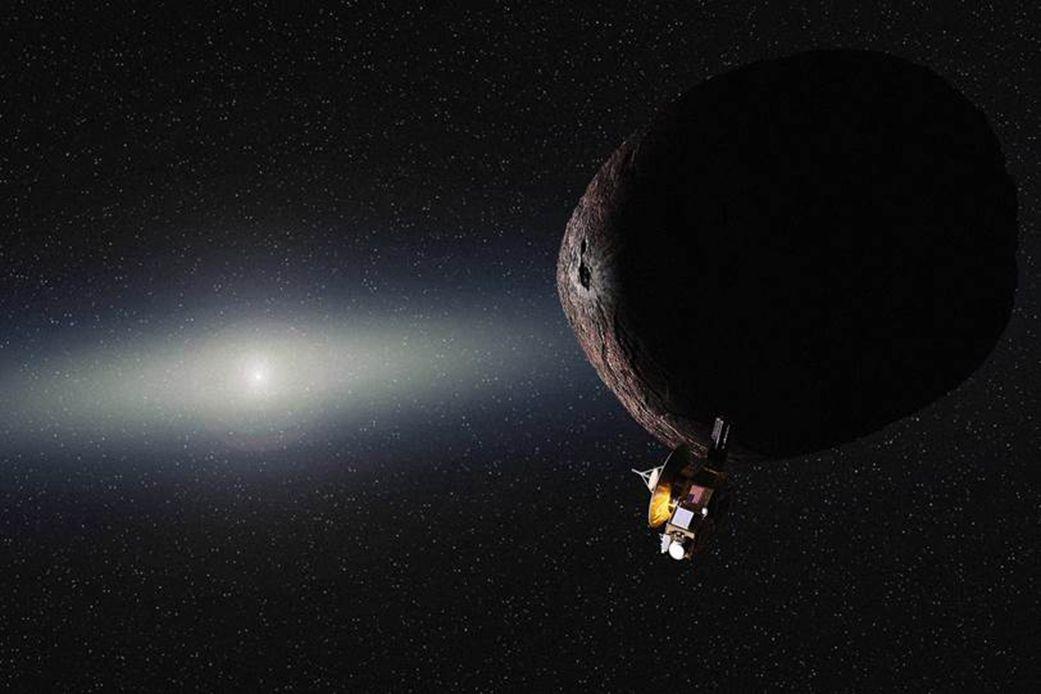 Beyond Pluto: 2nd Target Chosen for New Horizons Probe