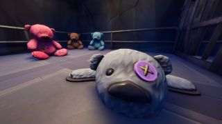 fortnite teddies liberated secret challenge bear location guide